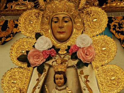 La Virgen del Roco