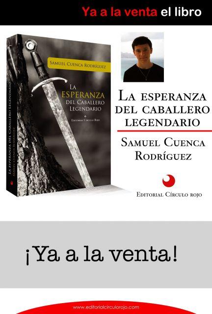 Feria del Libro de Madrid y La Esperanza del Caballero Legendario