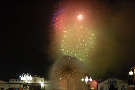 Fuegos 2007