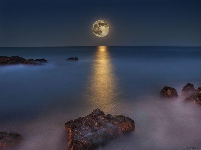 luna de San Juan
