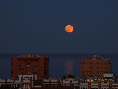 Luna de San Juan.