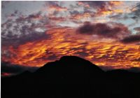 Nubes de fuego
