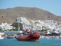 Fiesta marinera en Carboneras