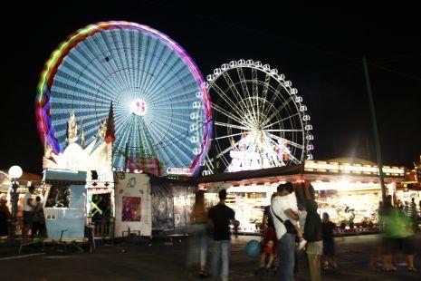Feria de noche