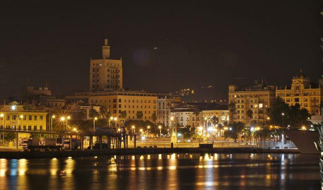 Plaza de la marina, Málaga