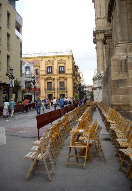 sillas en molina larios
