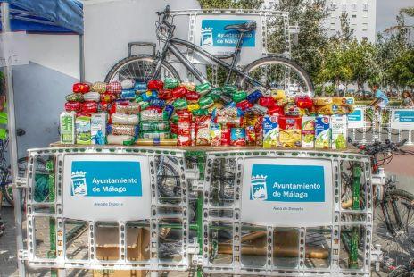 4º dia solidario de la bicicleta