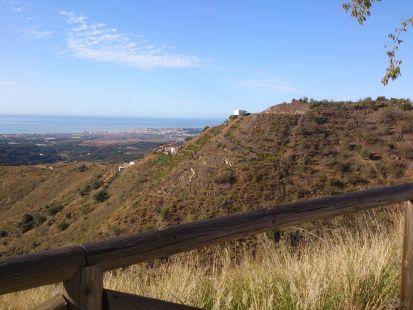 Vista desde Arenas