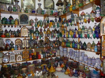 tienda en marruecos