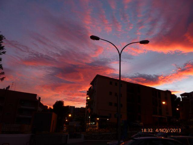 Nubes de Algodon.
