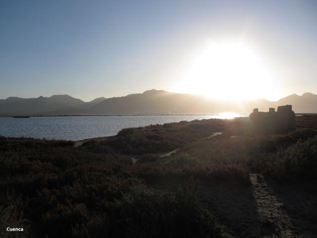 Amanecer en el Cabo  de Gata