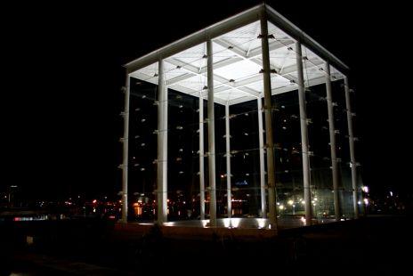 El cubo Pompidu