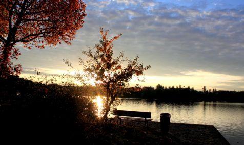 Luz de final del otoño