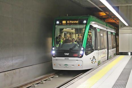 llega el metro