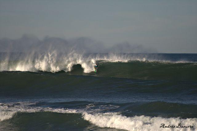 Las olas del surf