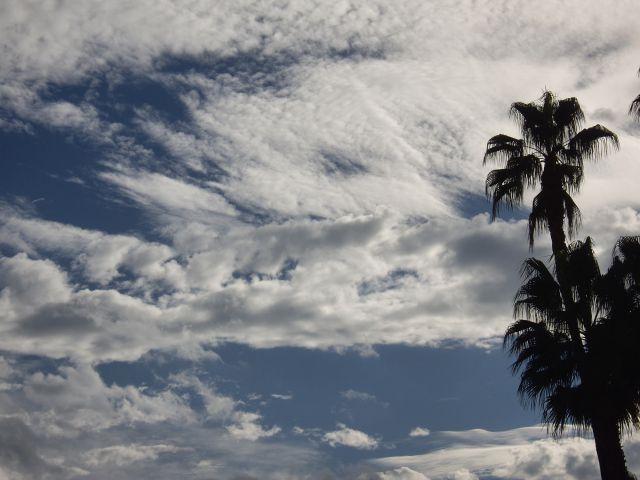 nubes de invierno