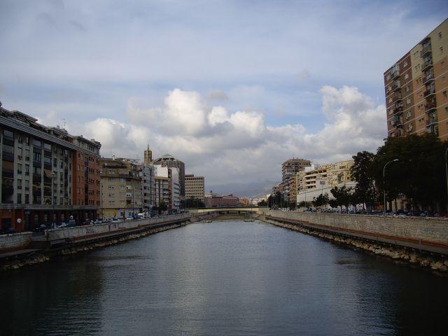 rio de Málaga