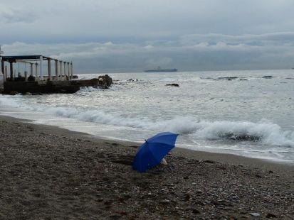 Otro dia con paraguas