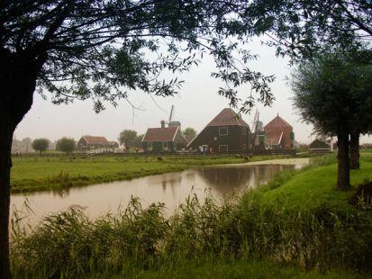 Paisaje holandés
