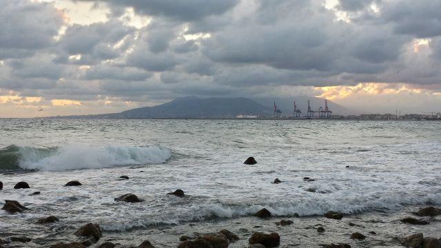 Paisaje de la Bahía de Málaga