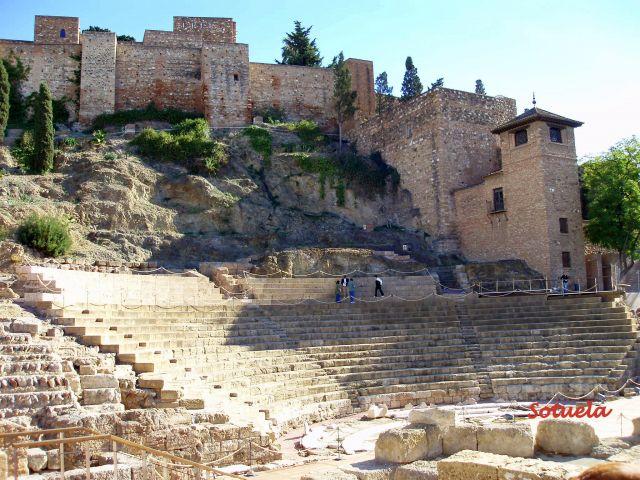 Escaleras Anfiteatro Romano