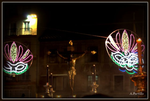 Un Cristo en Carnaval