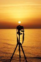 LA FOTOGRAFIA  Y EL AMANECER