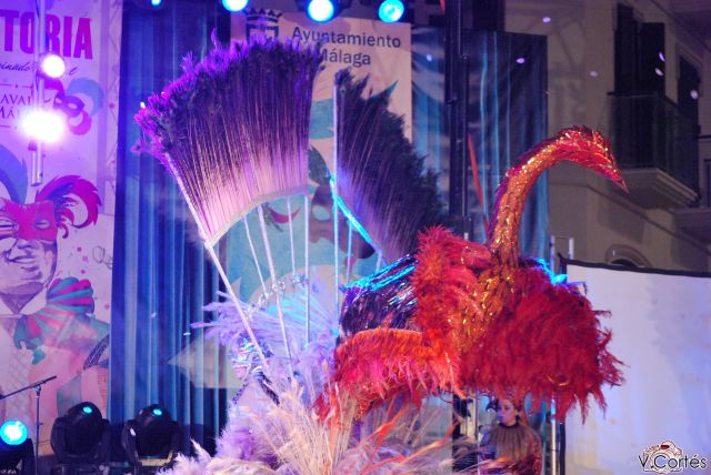 Concurso eleccion Dios y Diosa del Carnaval 2014