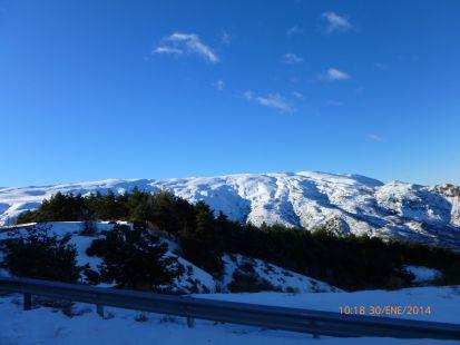 Sol y Nieve.