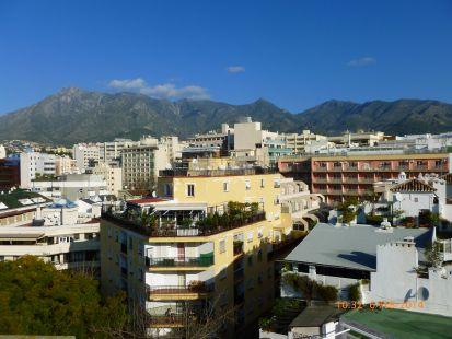 Marbella city.