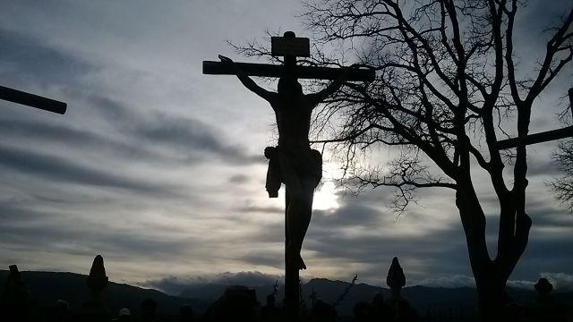 VIA CRUCIS EN RONDA 28.02.2014