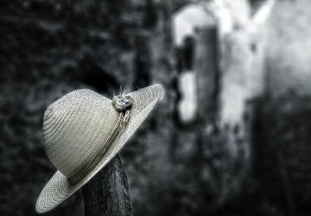 Me quito el sombrero
