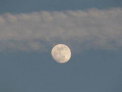 Luna del mes de Mayo