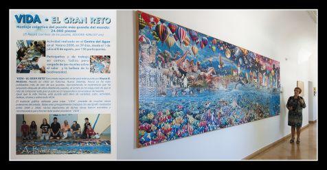 El mayor puzzle del mundo 24000 piezas