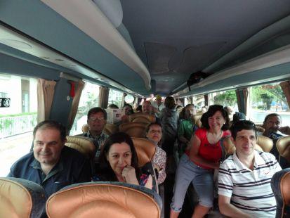 Ruta a Antequera