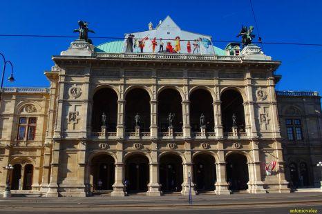 Teatro de la Ópera de Viena