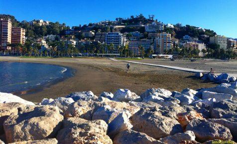Playa de M�laga