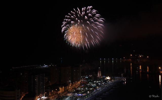 Málaga en feria
