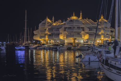 Islas Puerto Marina