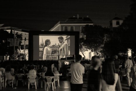 Málaga, Cine, Vacaciones, Roma