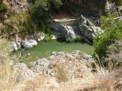 Benahavi  ruta del rio.