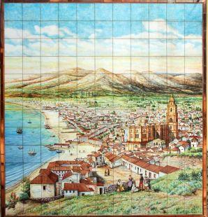 Mural Malaga