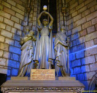 Claustro de la Catedral de Barcelona