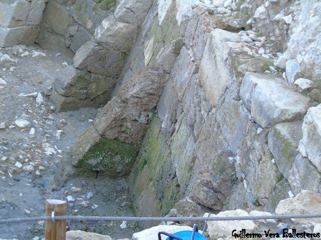 excavación en cartama