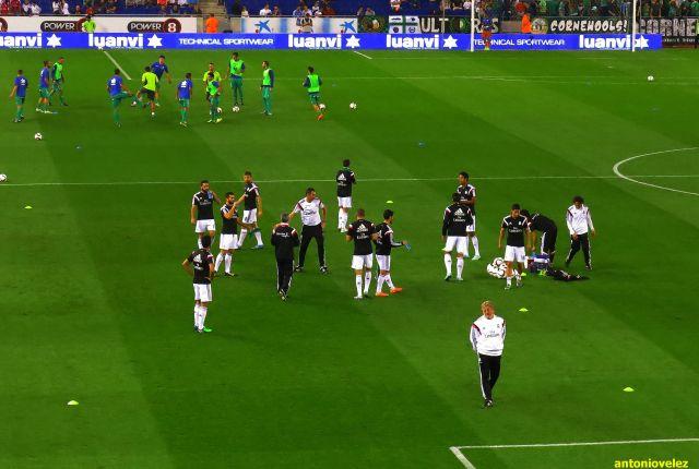 Cornellá-Real Madrid