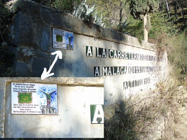 ¿Están alicatando los montes de Málaga?