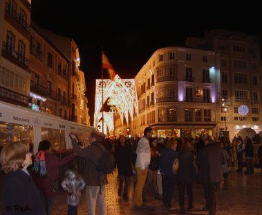 Navidad en Málaga 2014
