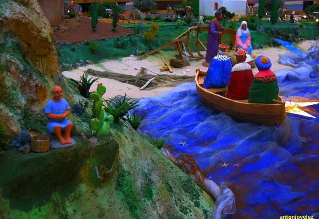 Dioramas navideños