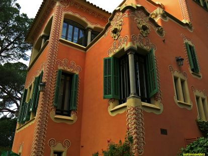Casa Museo Gaud�-Park G�ell