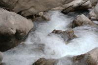 La fuerza del río